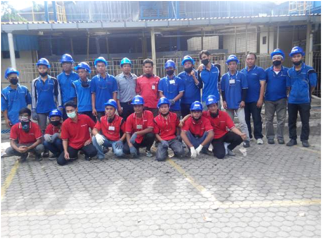 Team PT JAYA ABADI MAKMUR